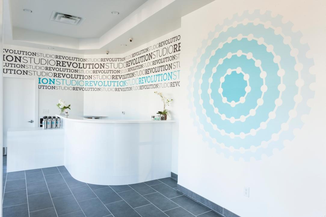 Yoga at Revolution Studio