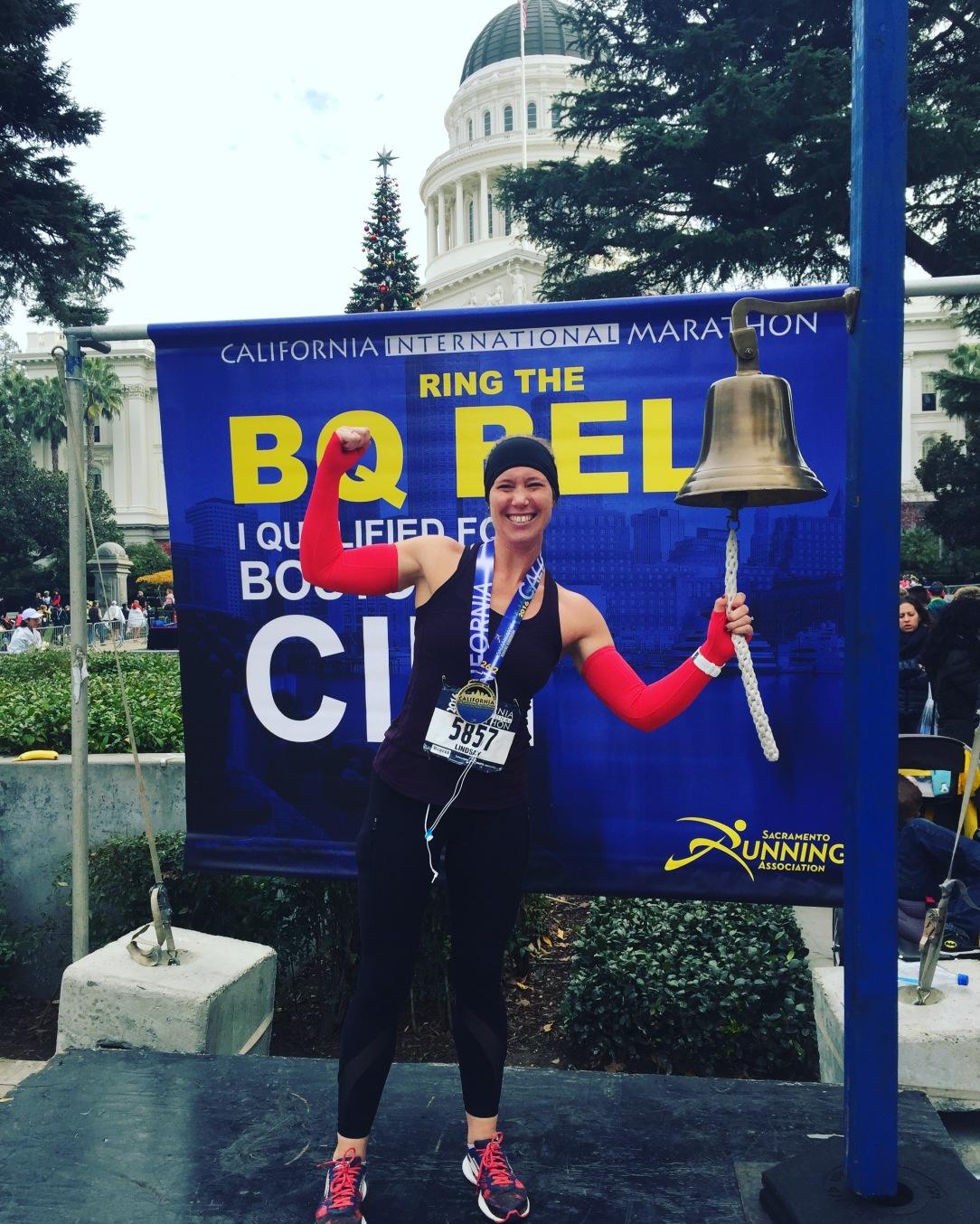 Finally ringing the BQ bell!