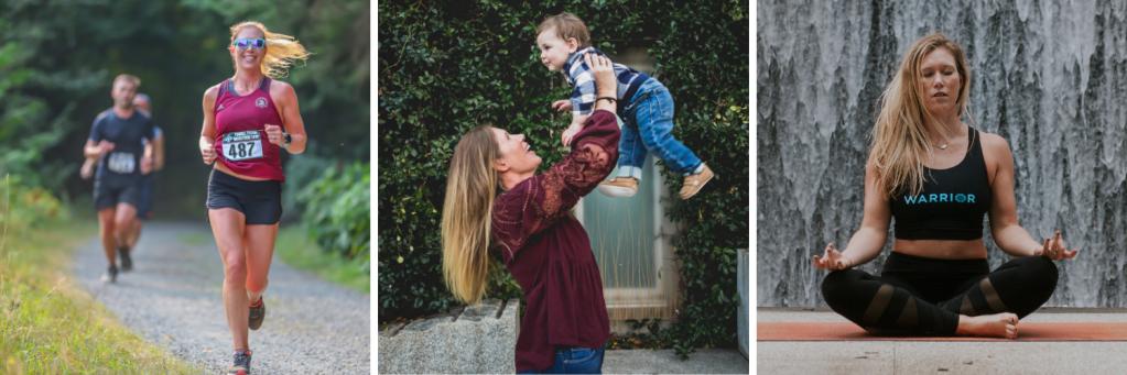 runner yogi mom